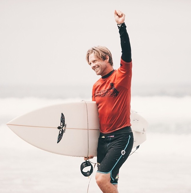 Jon Foreman post heat 1.  Photo:  @BethanyMarieCo