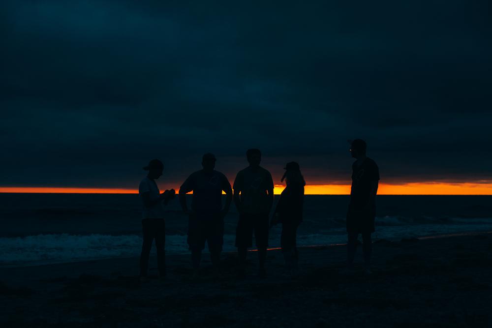 The crew. Photo:  @BethanyMarieCo