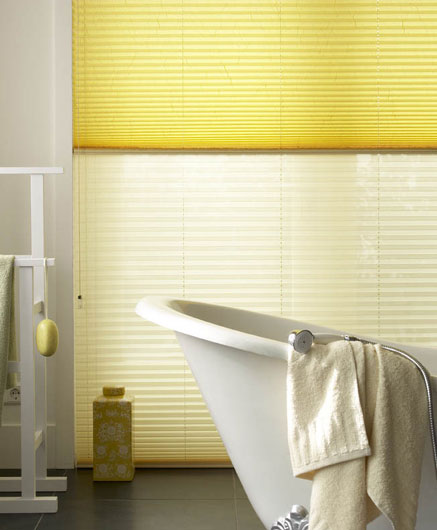 Pleated & Duette Blinds