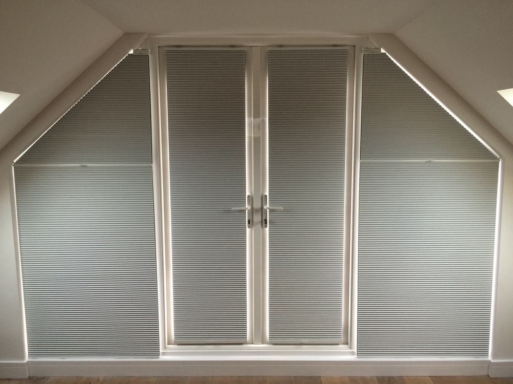 Duette Blinds in Lancing