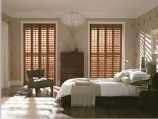 privacy with shutters