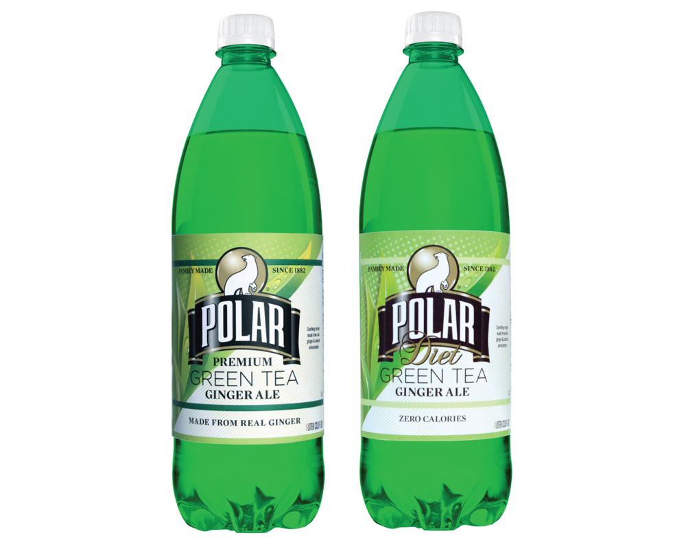 Polar Beverages Ginger Ale
