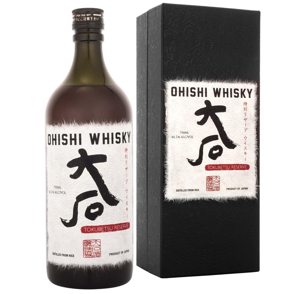 Ohishi Japanese Whisky