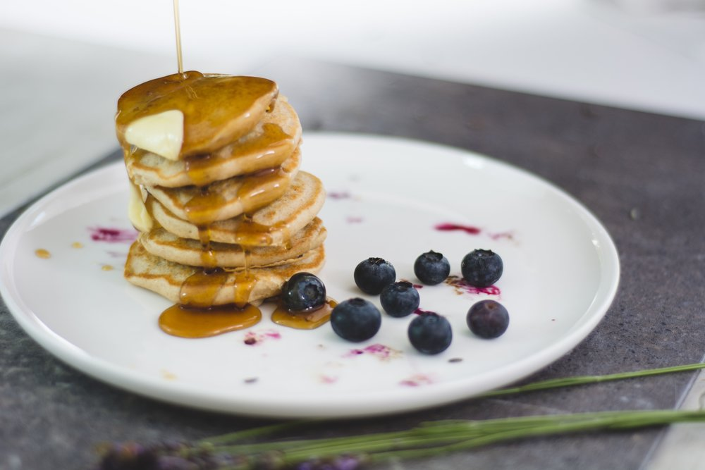 Blueberry Pancakes - TTHE SEXYFIT METHOD