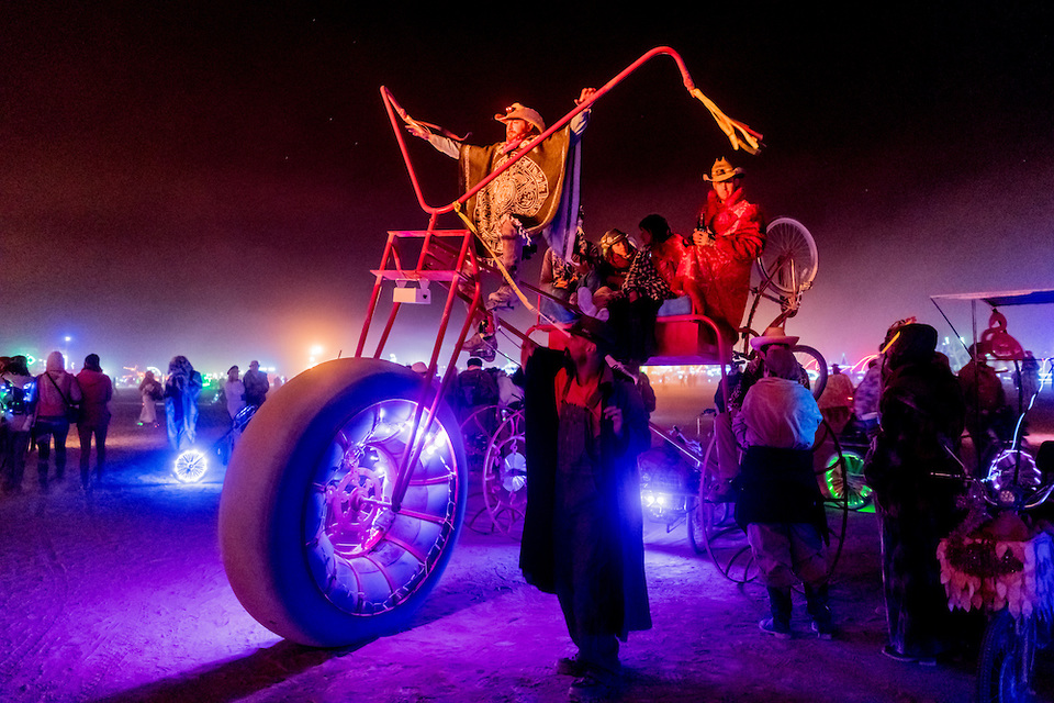 Photo by Duncan.co | Burning Man 2015
