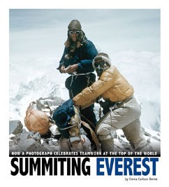 Summiting Everest