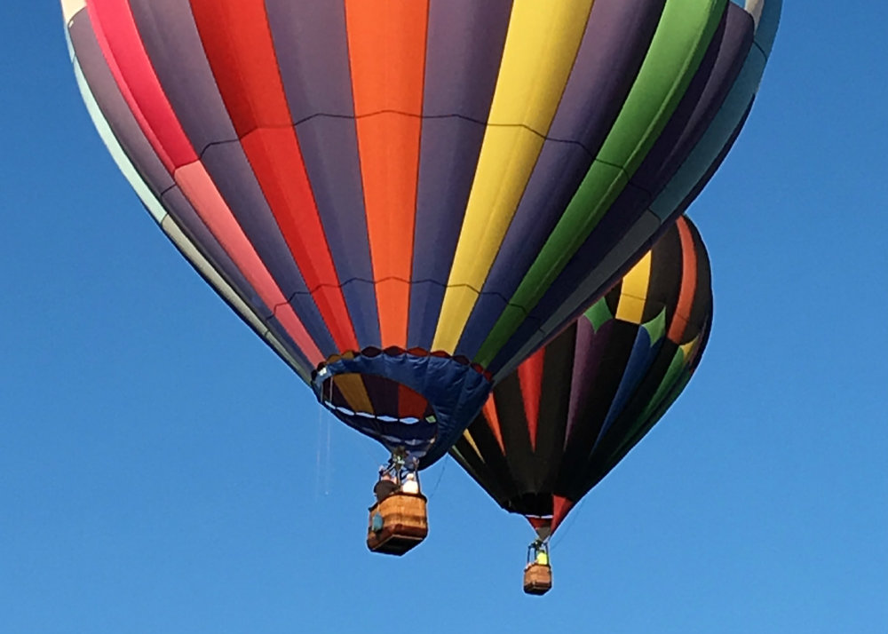 BOOK A STANDBY HOT AIR BALLOON RIDE
