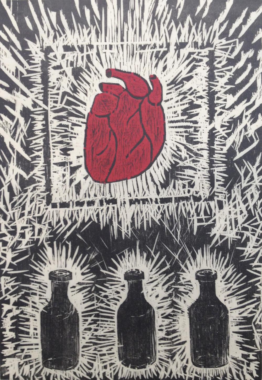 Heart Ghost Trap
