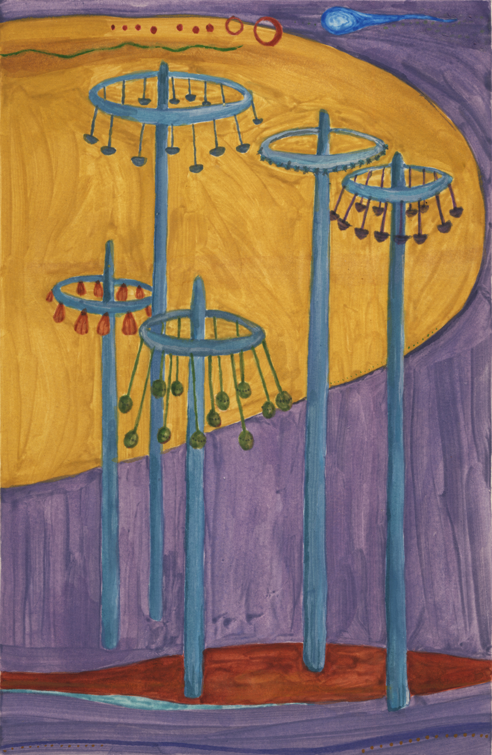 Tall Swings   (sold)