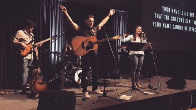 What a blast we had at NC State on Saturday. Great to worship with another Rekindle Records artist this weekend - we don't get to do this nearly enough!