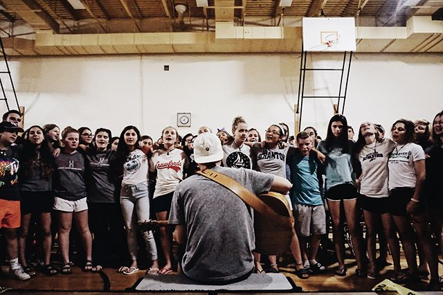 Thanks for a fantastic three weeks CHWC. Let's do it again sometime! @heartworkcamp 📷: @sherman.media