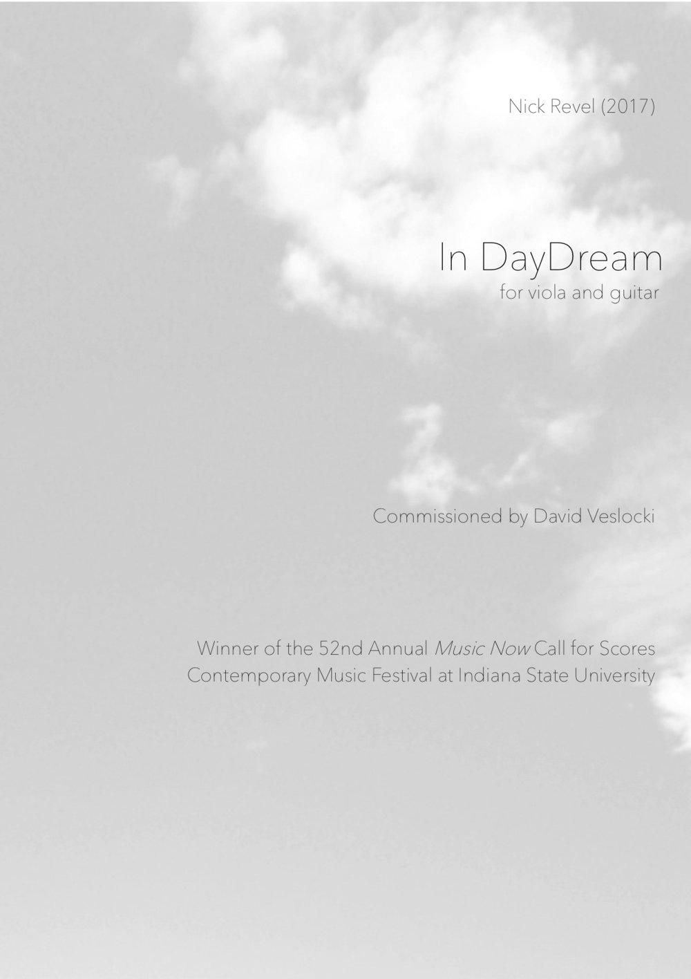 In DayDream, score, 11.5.18 1.jpeg