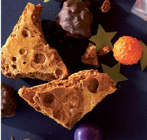 Meteorite Honeycomb