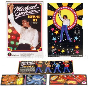 Never forget. (MJ or Colorforms)