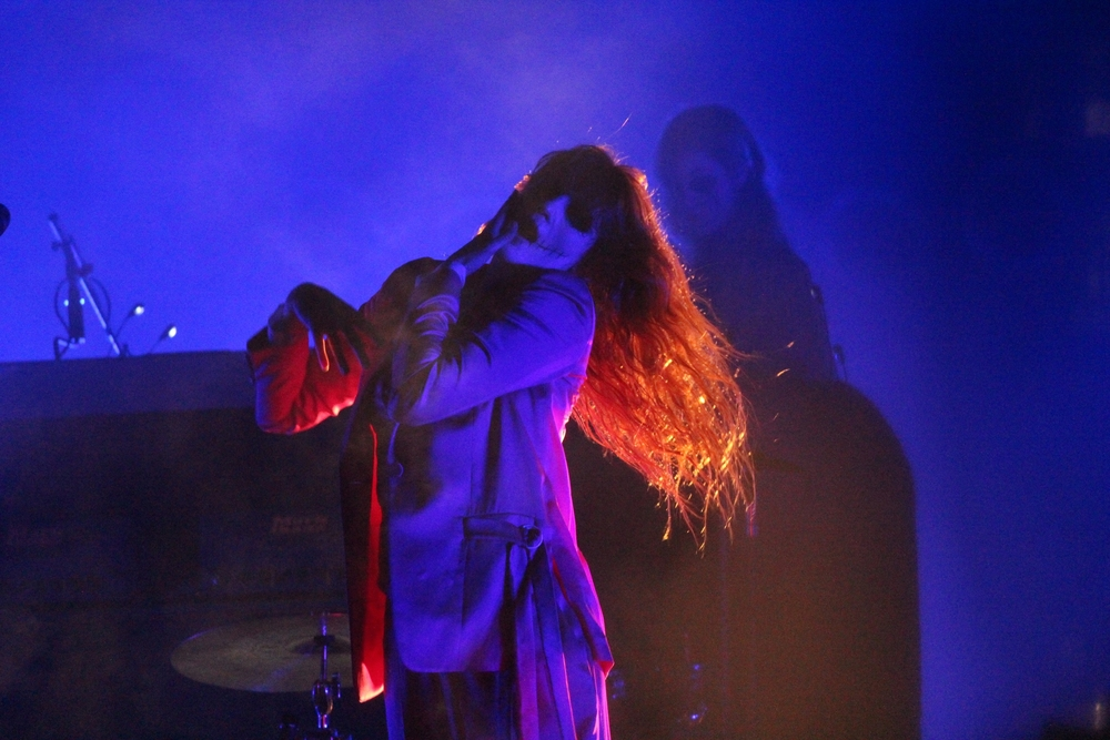 Florence of Florence and the Machine haunts Voodoo on opening night