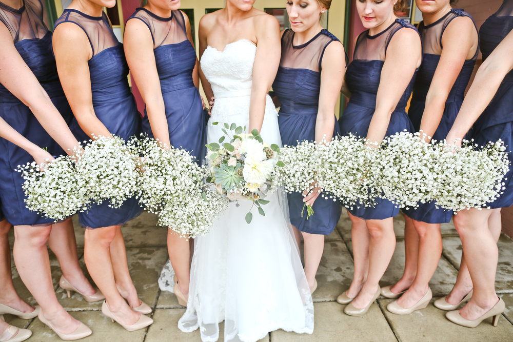 Navy white and blush wedding flowers sugarfield flowers evanandamanda2014 877g mightylinksfo