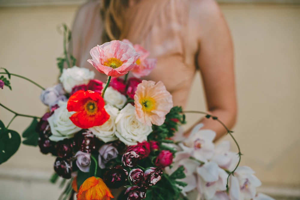 Bouquet by Primula Floral Styling, photo by Angie Ferro