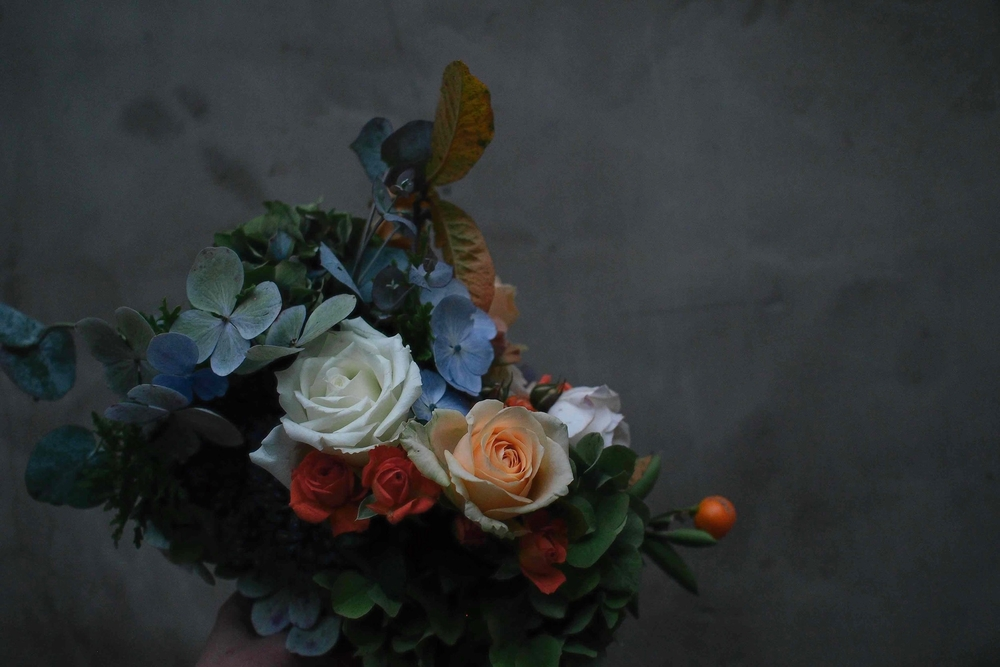 Bouquet by Primula Floral Styling, photo by Eliza Rogers