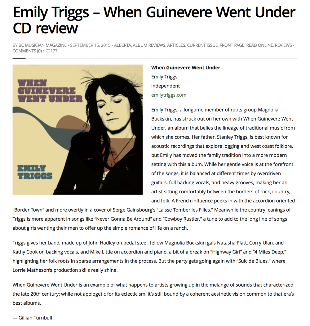 http://www.bcmusicianmag.com/emily-triggs-when-guinevere-went-under-cd-review/