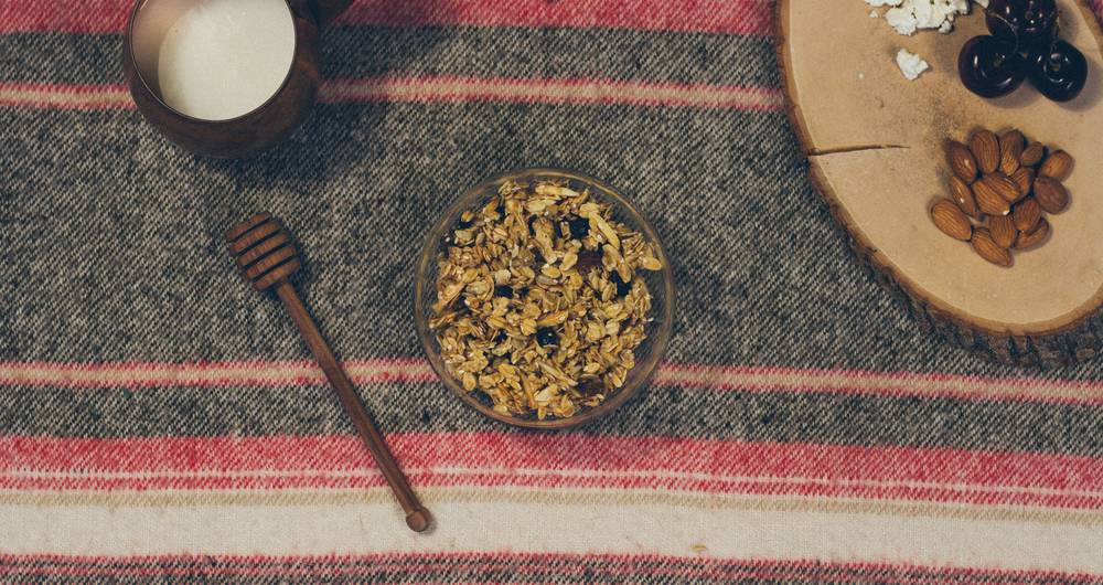 Granola, for change