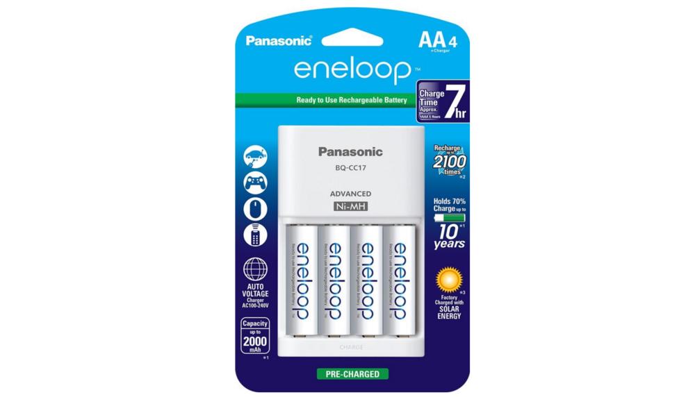 Eneloop Rechargeable Batteries -  Amazon Canada  -  Amazon US