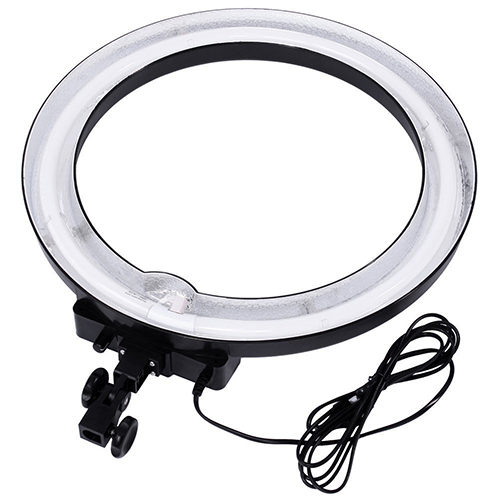 Ring-lights FTW (or For The Lazy)  -  Amazon Canada  -  Amazon US