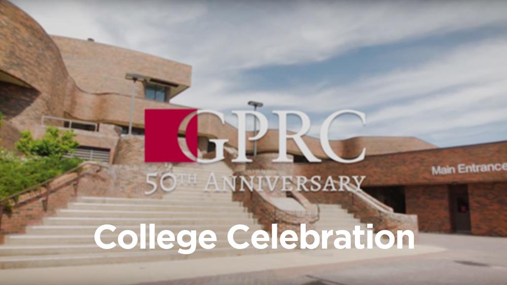GPRC - 50TH ANNIVERSARY