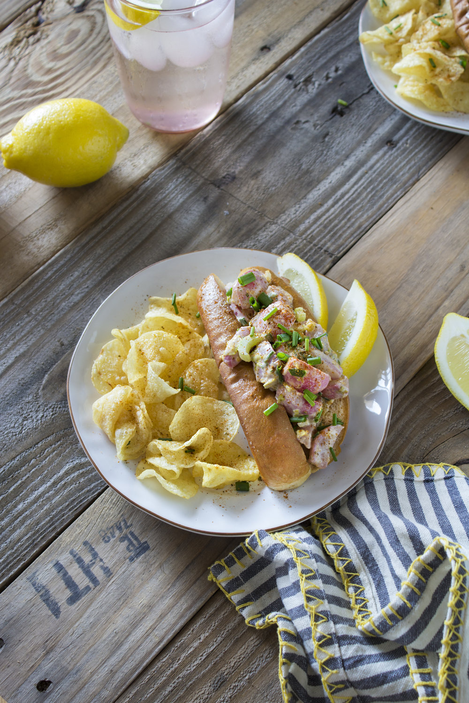 Vegetarian Lobster Roll by Sweet Laurel.jpg