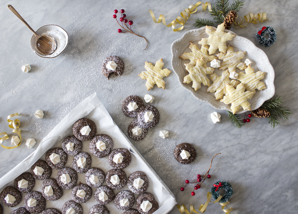 Holiday Cookies by The Everyday Mess