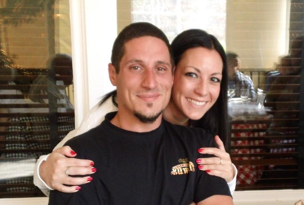 Christina & Tony