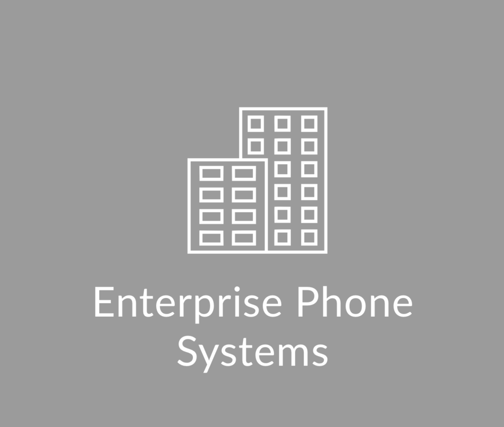 Hacker Target: Enterprise Phone Systems