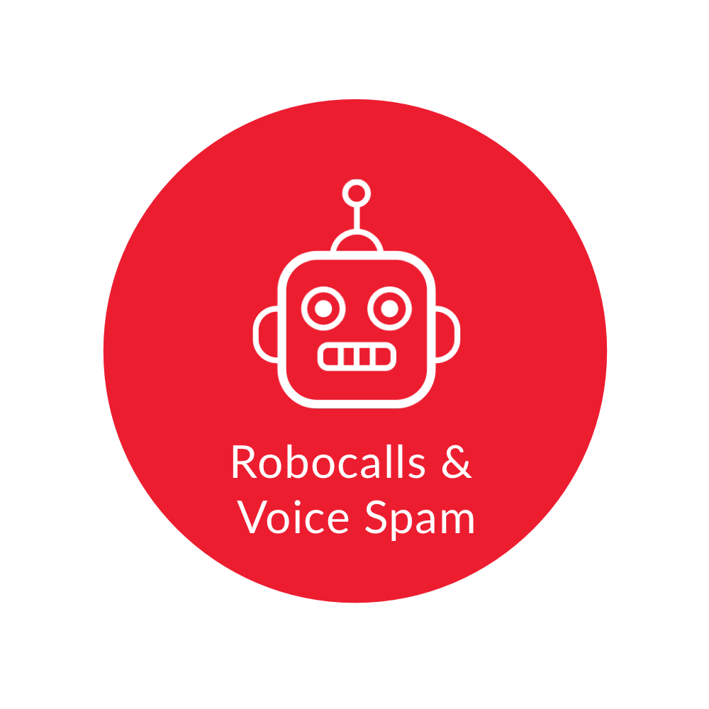2 billion+ robocalls are placed each month
