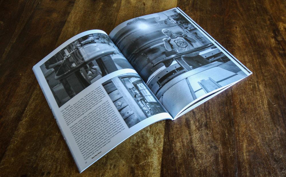 Lookbook/Catalog, Publication