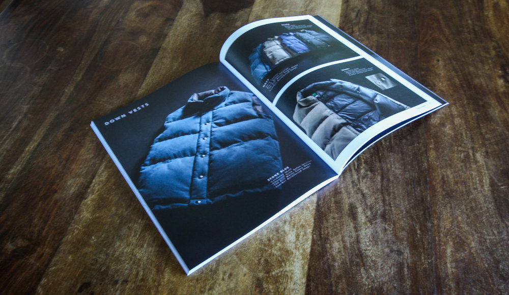 Lookbook/Catalog, Publication