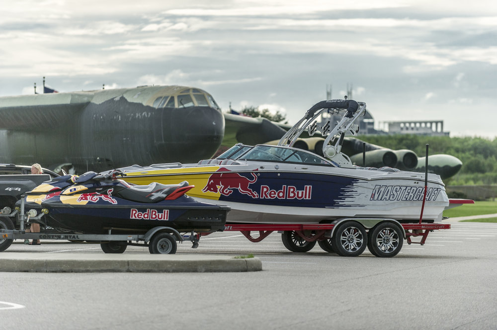 Marketing  a media campaign for RedBull
