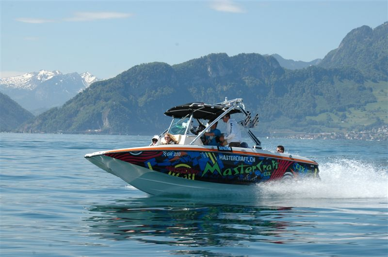 International Mastercraft Graphic