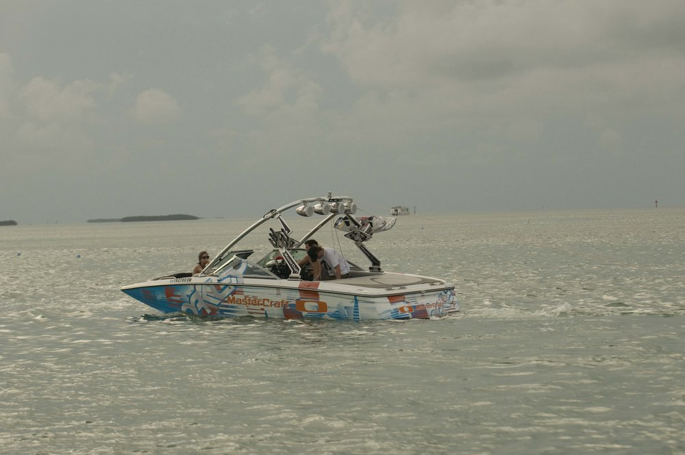 Marketing Media campaign for Oakley Mastercraft