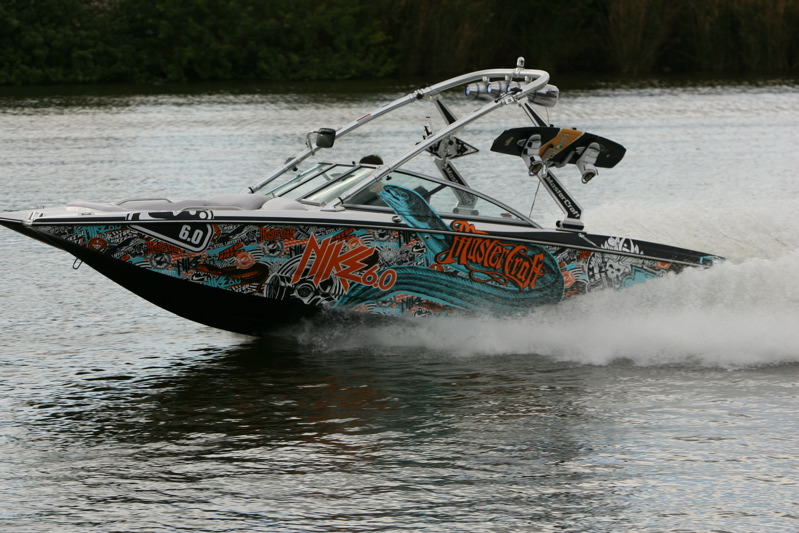 Nike 6.0 Mastercraft graphic