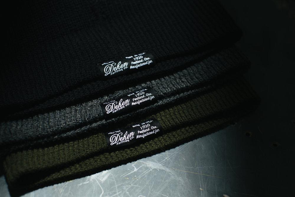 Black Bear Brand Dehen Watchcap