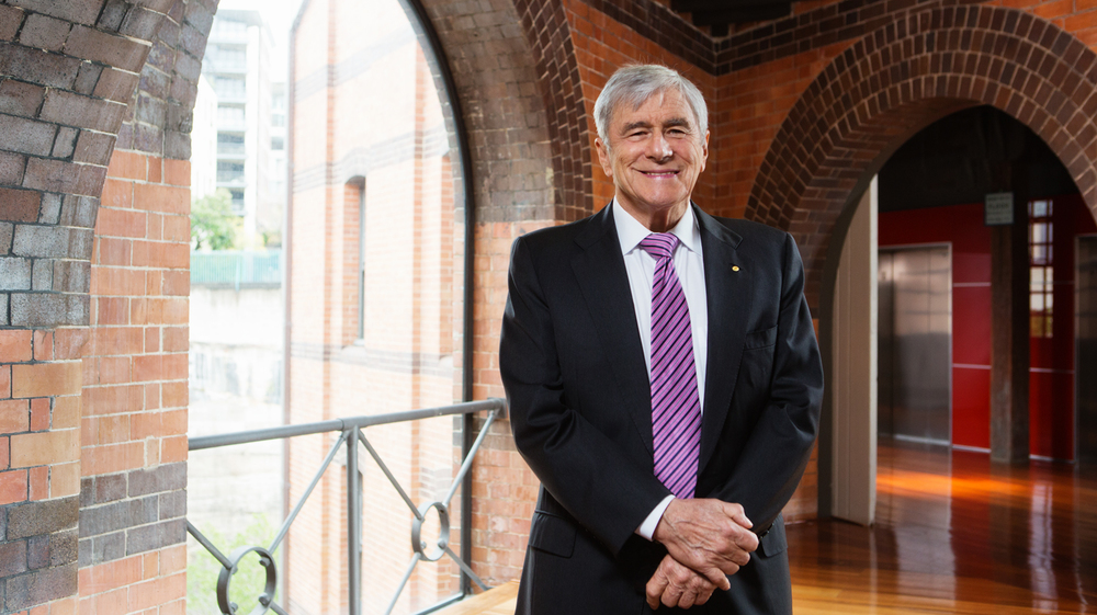 Kerry Stokes Chairman of Seven West Media