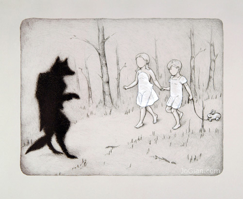 Through the Woods and... (jogian.com)
