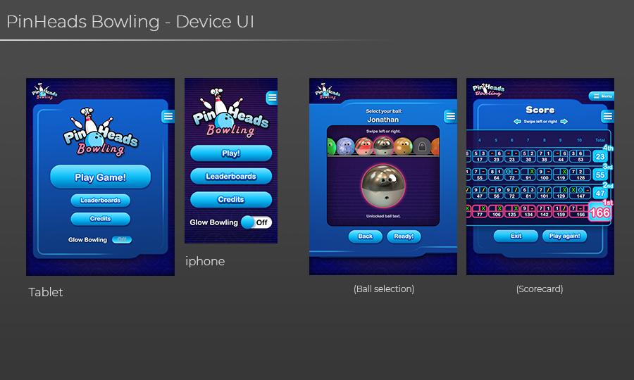 Device UI