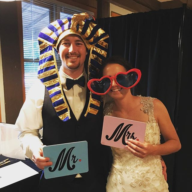 #hestoleherhartman #myclickphotobooth #wedding #love #congratulations