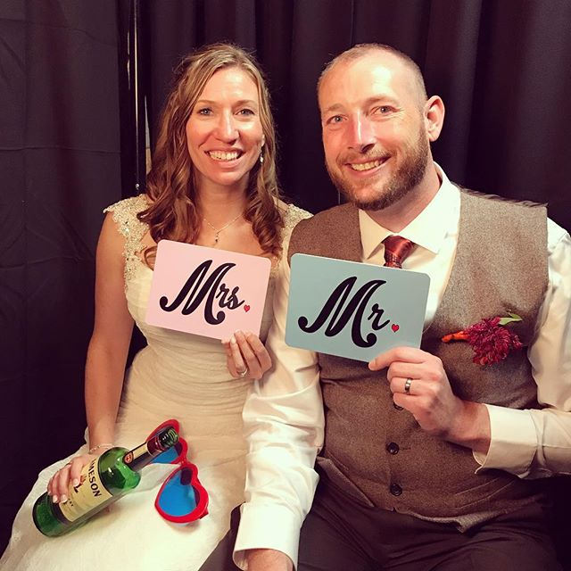 Congrats Judy and Nick! Thanks you for having us! . . . . . #myclickphotobooth #photobooth #wedding #love #mrandmrs #annvillepa #weddingday #weddingfun #weddingparty #celebrate #unforgetable #congrats #marriage #groom #bride #congratulations #husbandandwife #pennsylvania #reception #centralpa #weddingentretainment #weddingplanning