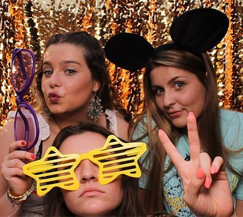 We love you hunny! #byebyeparty #myclickphotobooth #photobooth #harrisburgphotobooth #newportpa #riverbendbrewing