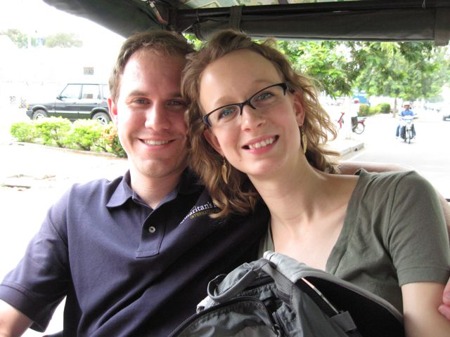 our first week in cambodia, 2011