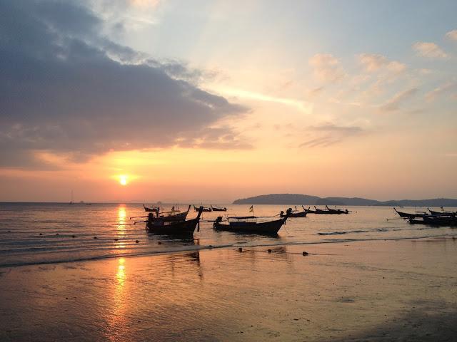 Aonang Beach, Krabi, Thailand