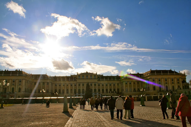 Vienna, Austria - Schonbrunn Palace