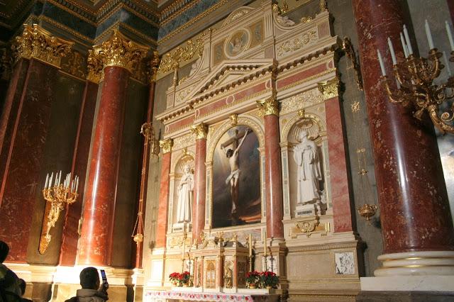 Budapest, Hungary - St. Matthew's Basilica