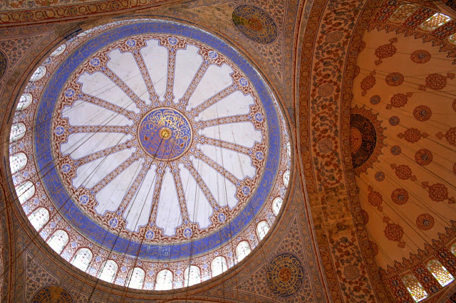Istanbul, Turkey - travel photos of the blue mosque